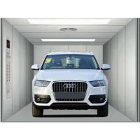Best Electric Gearless Traction Car Garage Elevator Lift wholesale