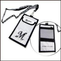 Fashion Nylon Passport Pouch Holder Neck Lanyard for Sale Gift