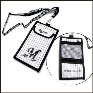 Cheap Fashion Nylon Passport Pouch Holder Neck Lanyard for Sale Gift for sale