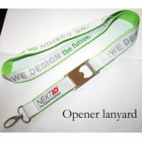 Best Beer Bottle Opener Lanyard for Publicity wholesale