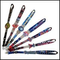 Best 3D Silicon Logo Sublimation Polyester Lanyard for Fashion Gift wholesale