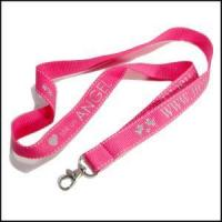 Fashion Glitter Printing Logo Polyester Lanyard for Promotion Gift