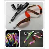 Buy cheap Beautiful Magical Reflective Printed Custom Logo Xeno Lanyards from wholesalers