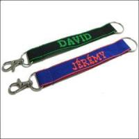 Cheap Usage Products Key Holder Straps with Key Ring for sale