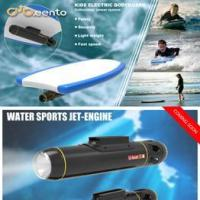 China 2017 new style outdoor water sports engine motor powered electric power jet surf surfboard on sale