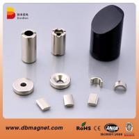 Best SGS Strong Special Shape Neodymium Magnets Sale wholesale