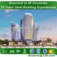 China steel prefab building kits and pre engineered metal buildings heavy-duty on sale