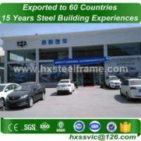Buy cheap engineered metal buildings made of sttel frame promotional to UAE market from wholesalers