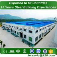 Buy cheap farm machinery sheds made of metal structure recyclable to Congo customer from wholesalers