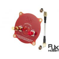 RJX 5.8 GHz 9.4dBi Triple Feed Patch Antenna with a 50ohm Terminator