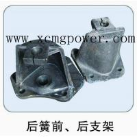 China Howo rear spring front and rear bracket SINOTRUK HOWO Truck Parts Center on sale