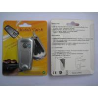 China Mobile phone torch Model:dxl-T01 on sale