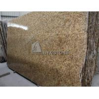 Best Santa Cecilia Granite Slab Dark Gold Colours Kitchen Bathroom Counter Tops wholesale