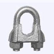 China U.S. Type Galv Malleable Wire Rope Clips on sale