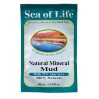 Best Sea of Life Mud Item No: 551011 Natural Mineral Mud with 25% Aloe Vera 400g wholesale