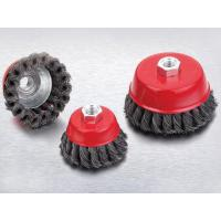 Buy cheap Twisted wire cup brushTwisted wire cup brush from wholesalers