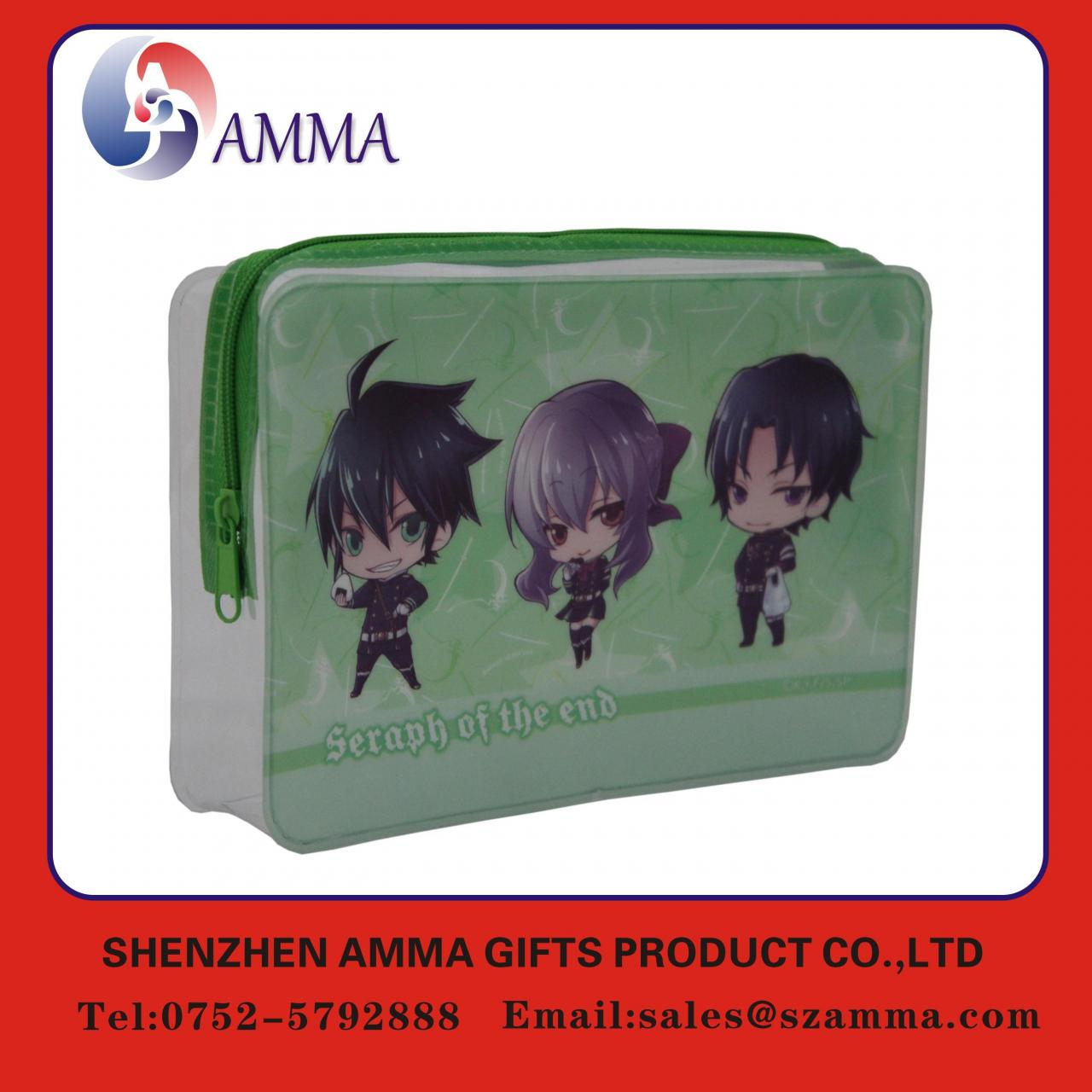 Buy cheap Offset printing hot sale zipper bag from wholesalers