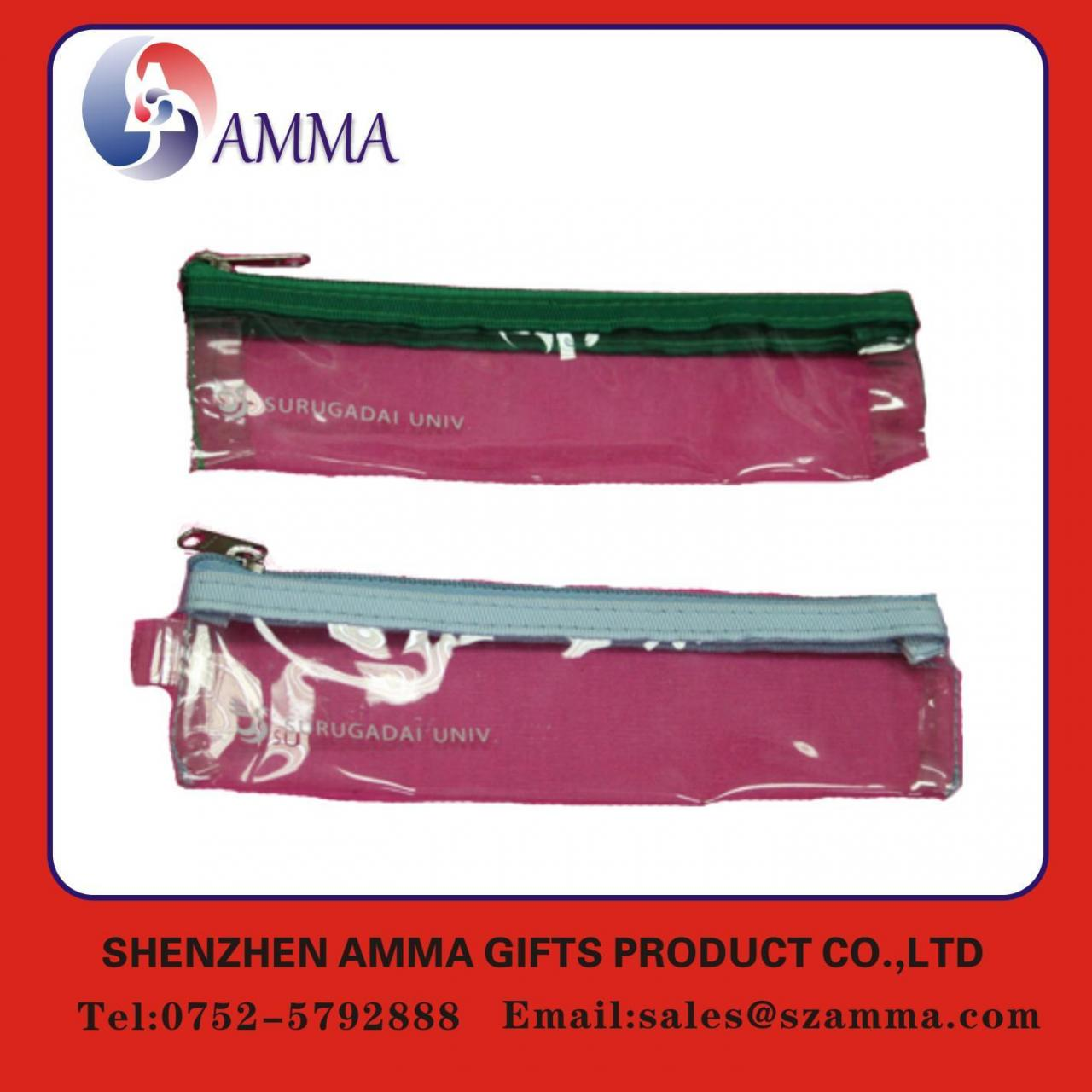 Buy cheap PVC school pencil case from wholesalers