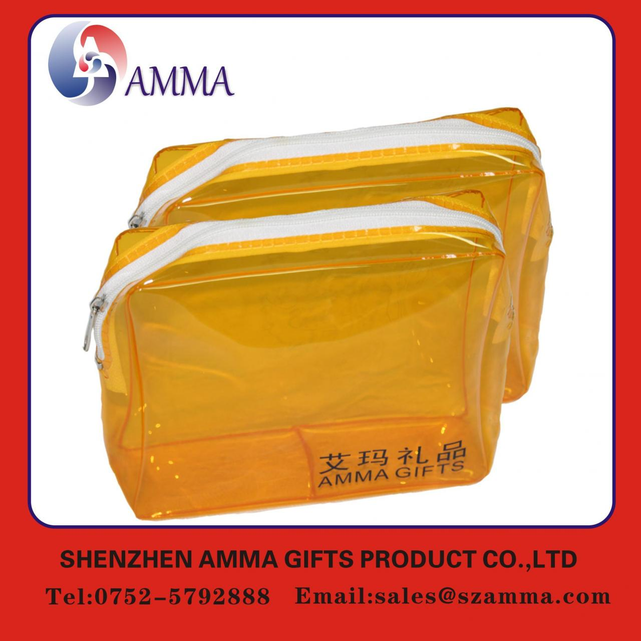 Buy cheap Promotional cosmetic zip lock bag from wholesalers