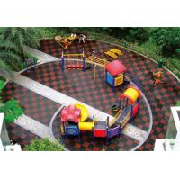 Best Outdoor Park Equipment Rubber Flooring for Playground wholesale