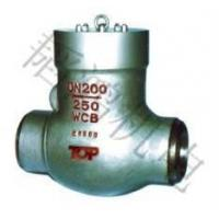 Check valve H42H / W cast steel vertical lift (Mute) check valve