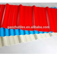 Buy cheap 2017 new products roof sheets price per sheet heat insulation synthetic plastic roofing sheet PVC from wholesalers