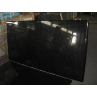 Best Countertop&Vanity top black galaxy granite countertop meter price wholesale