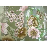 China product: Background discharge +Direct-printing synchronization Opal finished georgette crepe on sale