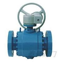 Forge Steel Fixed Ball Valve
