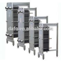 Buy cheap gasketed plate heat exchanger from wholesalers