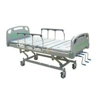 Buy cheap SDL-A0132-3 CE Approval Medical Adjustable Manual Bed from wholesalers