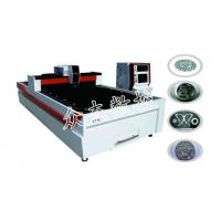 Buy cheap Laser cutting machine Standard moving column CNC machining center from wholesalers