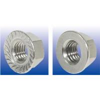 Buy cheap Nuts IFI D-21 Serrated Hex Flange Nuts from wholesalers