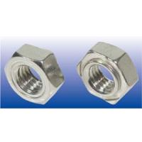 Buy cheap DIN 929 Hexagon Weld Nuts from wholesalers