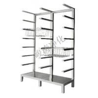 Stainless Steel Basket Storage Frame