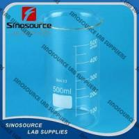 China Beaker with Tall Form,50ml-2000ml on sale