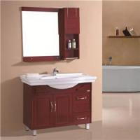 Buy cheap 265 Solid Wood Bathroom Cabinet from wholesalers