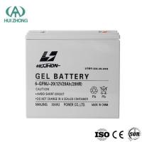 China GEL 12V 20AH Battery on sale