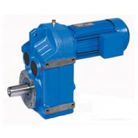 Best Parallel Shaft Helical Geared Motor F Series wholesale