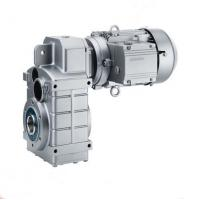 China SIEMENS Parallel Shaft Helical Geared Motor on sale