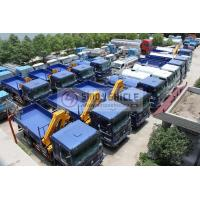 4x4 Knuckle Boom 5T Lorry Mounted Crane