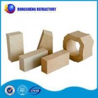 China Refractory Brick 2.75G / cm3 Low Creep 80% AL2O3 High Alumina Refractory Brick to Blast Furnace on sale