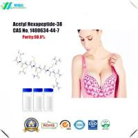Best Amino Acids And Vitamin Peptide And Protein Acetyl Hexapeptide-38 wholesale