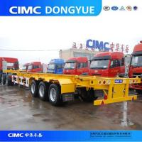 China 45ft Container Chassis For Sale on sale