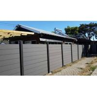 Buy cheap WPC Composite Wood Fence Decking Boards from wholesalers