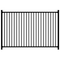 Buy cheap Easily Assembled American Style Flat Top Swiming Pool Safety Fence Made in China from wholesalers