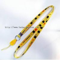 China Lanyard and Strap Polyester Lanyard on sale