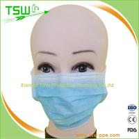 Best Industrial protection Face mask With Ties wholesale