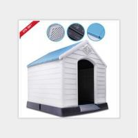 China OEM Customized plastic Pet House Outdoor Rabbit/cat/dog Hutch toy house . on sale