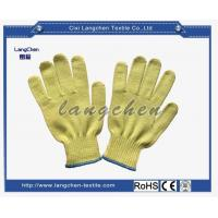 China Gloves 7G Kevlar Cut Resistant Glove on sale